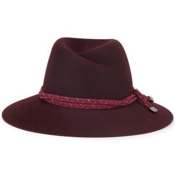 purple Virginie rope band hat Maison Michel