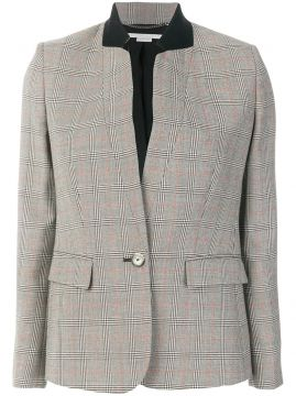 Blazer xadrez Stella McCartney