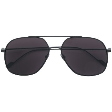 Óculos de sol aviador Saint Laurent Eyewear