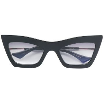 Erasur pointed sunglasses Dita Eyewear
