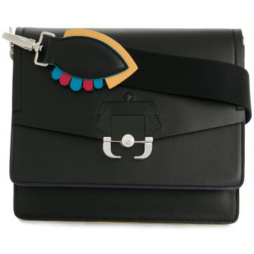 buckle detail shoulder bag Paula Cademartori