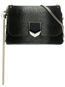 Bolsa tiracolo mini  Lockett  de camurça Jimmy Choo
