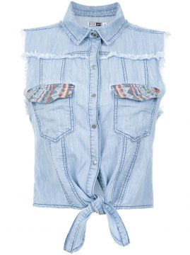 Camisa jeans Pop Up Store