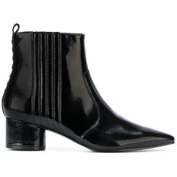 Ankle boot bico fino Kendall+Kylie