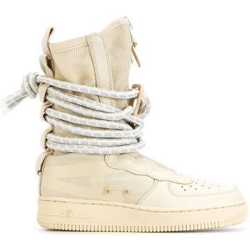 Bota de couro Special Field Air Force 1 Nike
