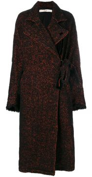 Casaco de tweed oversized Damir Doma