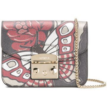 Metropolis mini St Romantica cross body bag Furla