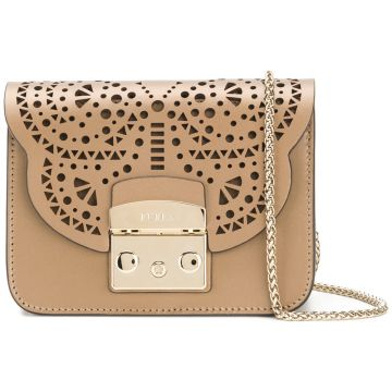 Metropolis Bolero mini cross body bag Furla