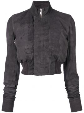Jaqueta bomber cropped Rick Owens
