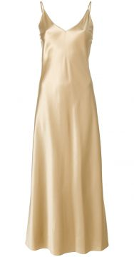 Slip dress de seda Joseph