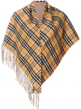 checked scarf Burberry