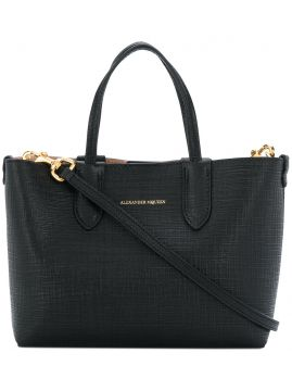 mini shopper bag Alexander McQueen