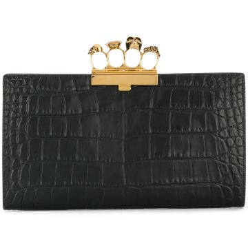 Clutch Knuckle Alexander McQueen