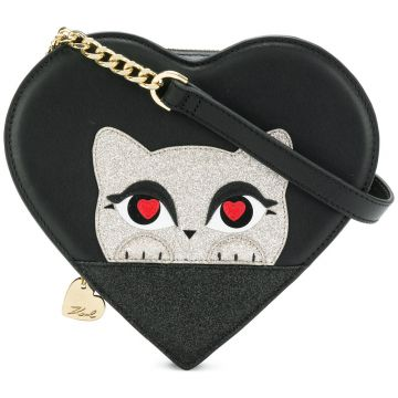 K/love Kitten Cross Body Bag - Karl Lagerfeld