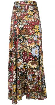 Tapestry Maxi Skirt - Peter Pilotto