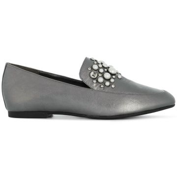 Gia Embellished Loafers - Michael Michael Kors