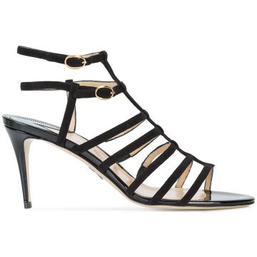 Double Ankle Strap Sandals - Paul Andrew