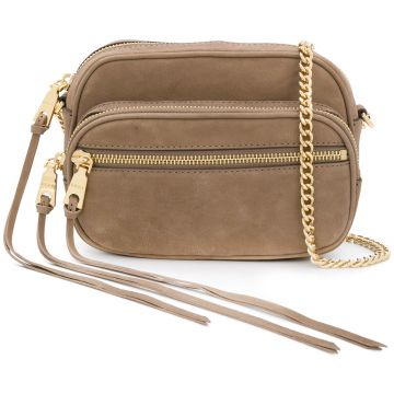 Zipped Cross Body Bag - Dkny