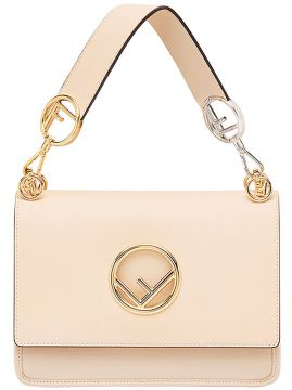 Kan I F Shoulder Bag - Fendi