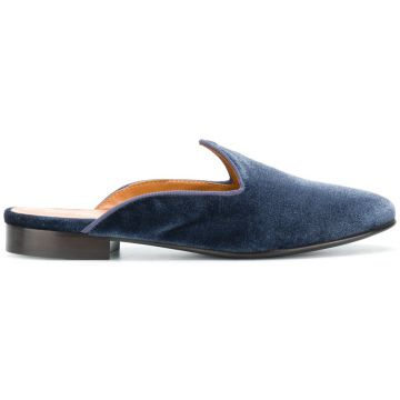 Slipper De Veludo - Via Roma 15