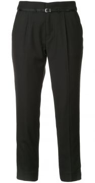 Cropped Tailored Trousers - Guild Prime