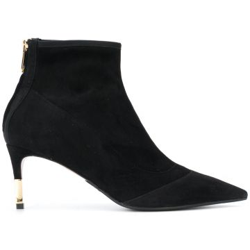 Classic Pointed Boots - Balmain