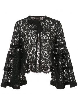 Lace Bolero Jacket - Carolina Herrera