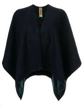 Check Lined Shawl - Burberry