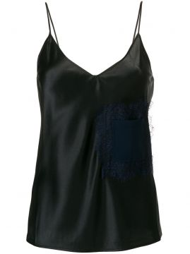Lace-embellished Camisole - Tory Burch