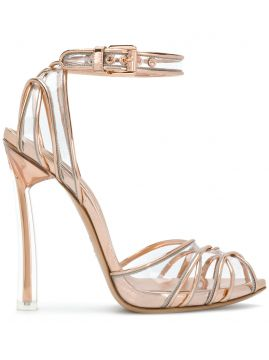 Peep Toe Sandals - Casadei