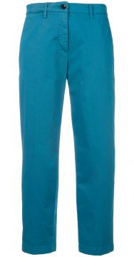 Slim-fit Cropped Trousers - Department 5