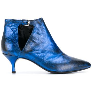 Pointed Toe Booties - Strategia