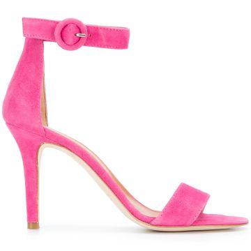 Ankle Strap Sandals - Via Roma 15