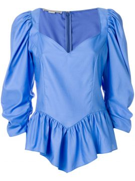 Blusa Peplum - Stella Mccartney