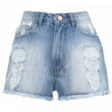 Short Jeans Desfiado - Pop Up Store