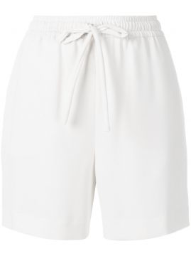 Bow-detailed Drawstring Short - P.a.r.o.s.h.