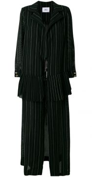 Star Trench Coat  - Atu Body Couture