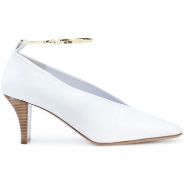 Ankle Cuff Pumps - Jil Sander
