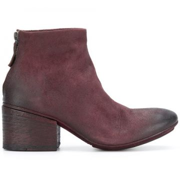 Distressed Ankle Boots - Marsèll