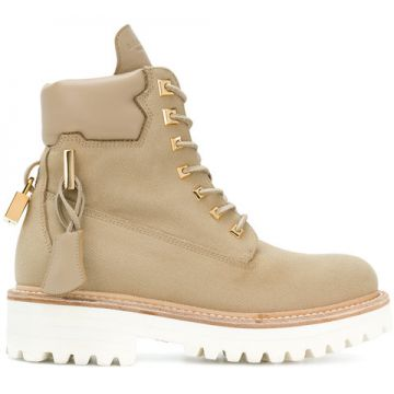 Ankle Lace-up Boots - Buscemi