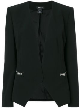Classic Fitted Blazer - Dkny