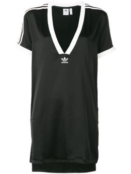 Camiseta Gola V adidas Originals Fashion League (Roupas - Blusa ... 7ed80f568d1ff