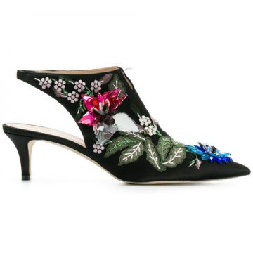 Peonies Boots - Christopher Kane