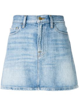 Saia Jeans le Mini - Frame Denim
