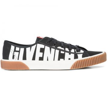 Logo Boxing Sneakers - Givenchy