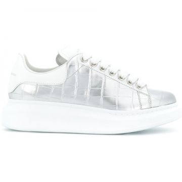Lace Up Sneakers - Alexander Mcqueen