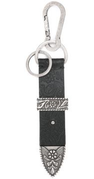 Belt Buckle Keyring - Balmain