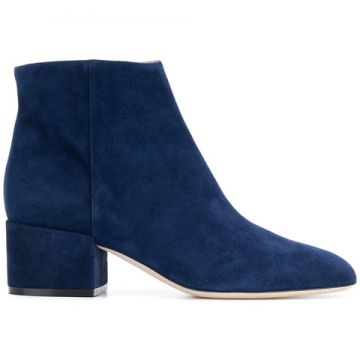 Classic Ankle Boots - Sergio Rossi