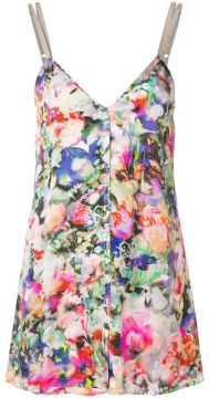 Floral Print Slip Dress - Y / Project