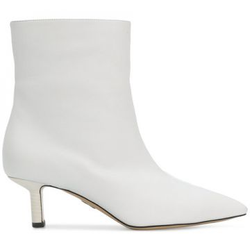 Pointed Low-heel Boots - Paul Andrew